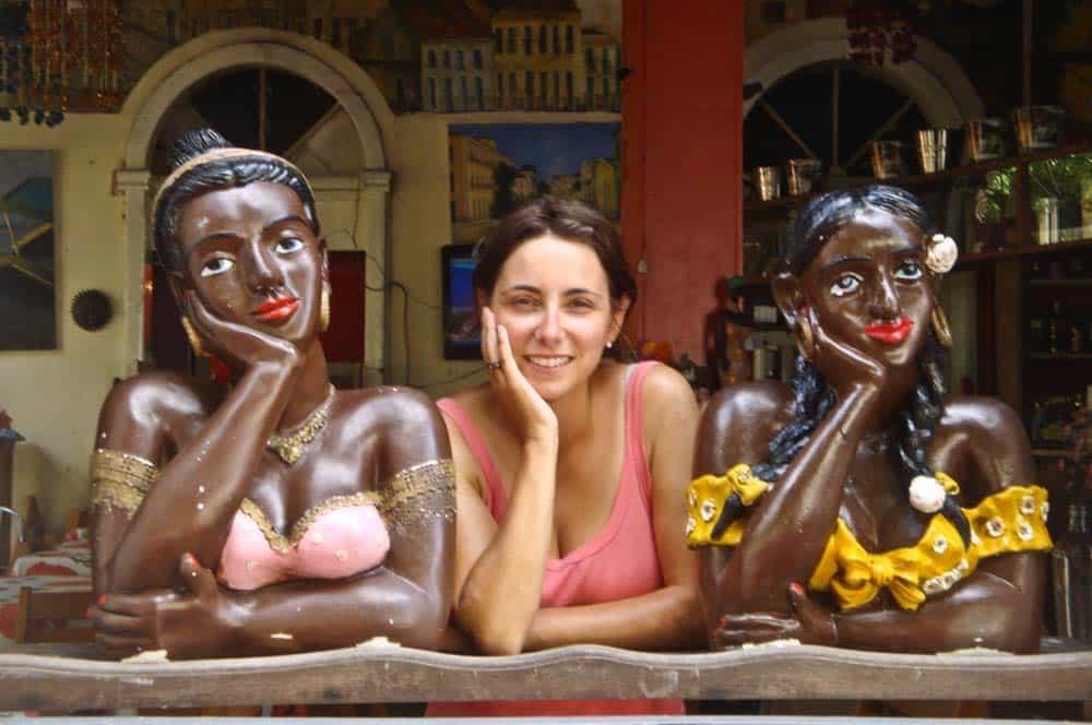 Álmodozó nők, Sao Luis