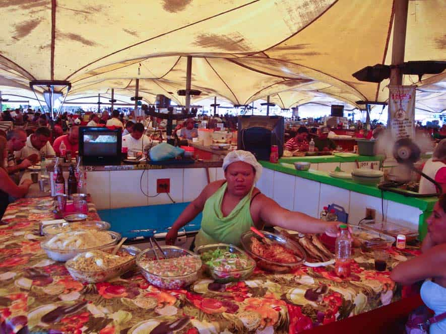 A Ver-o-Peso Market, Belém folyóparti piaca