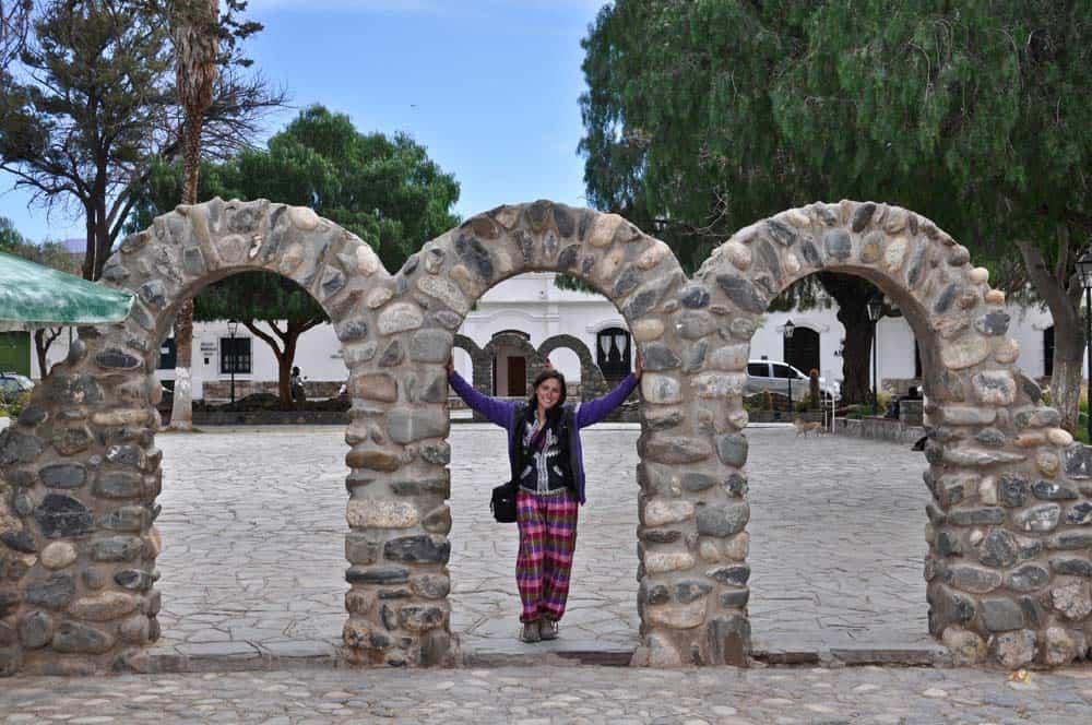 Cachi régi városa