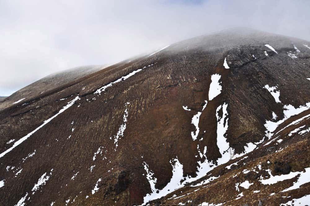 Mordor földjén a Tongariro Nemzeti Parkon