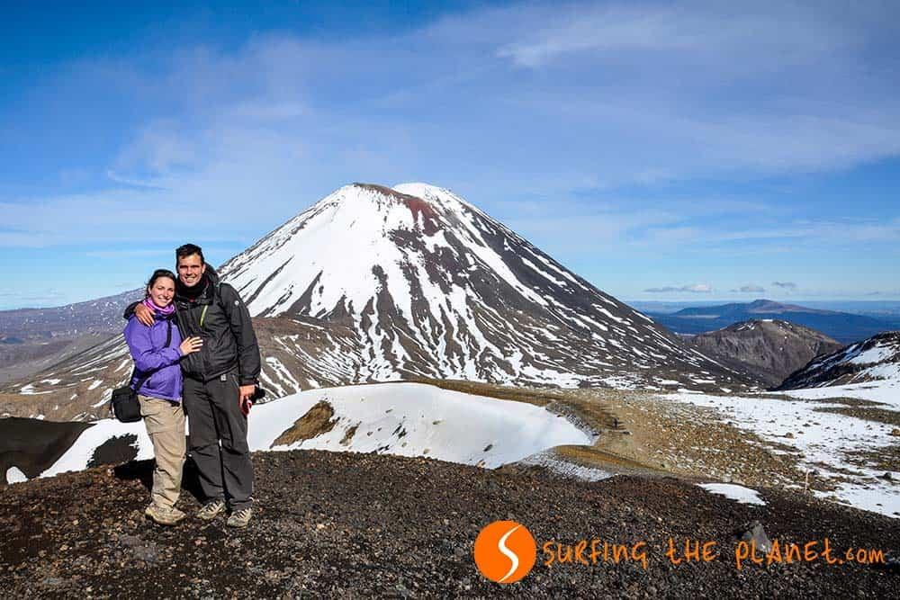 Mount Doom Tongariro Crossing