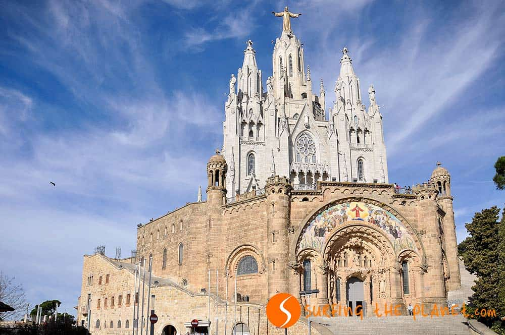 Church Tibidabo