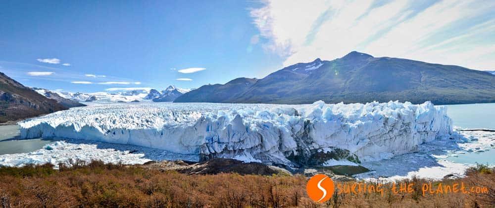 Front Panorma Perito Moreno