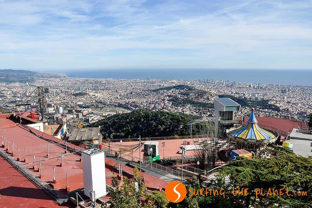 Fun park Tibidabo