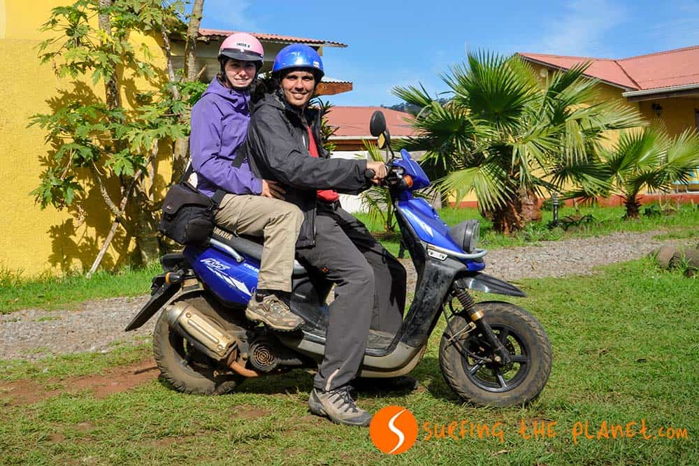 Motorbike Easter Island
