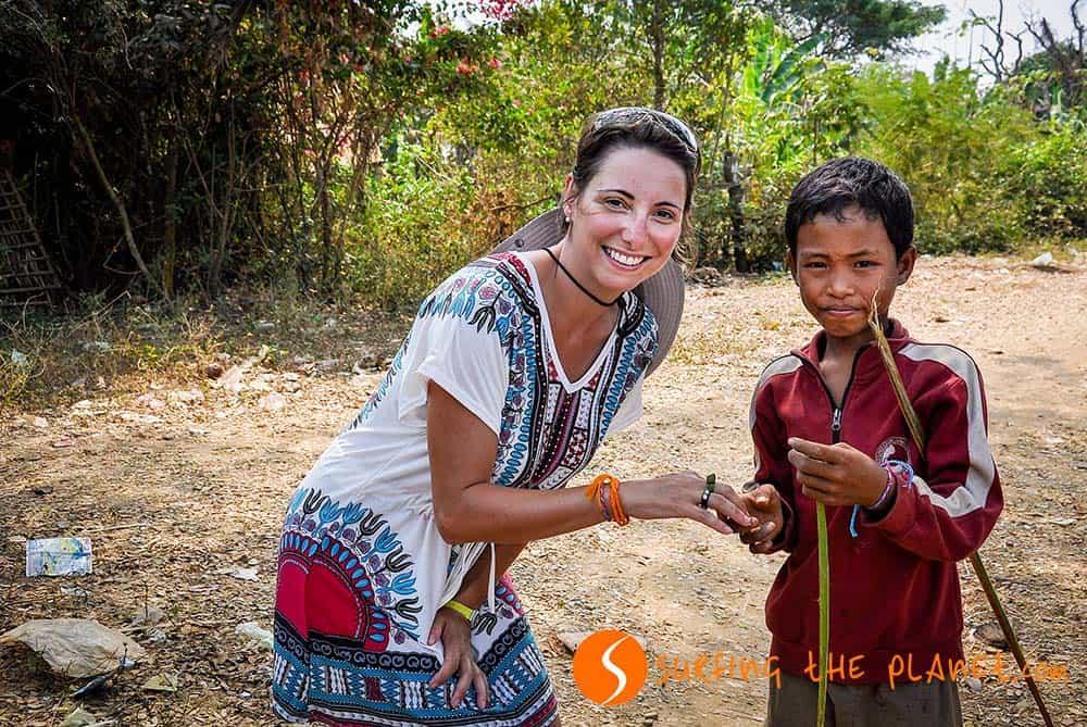 Pulserita Viajera in Battambang