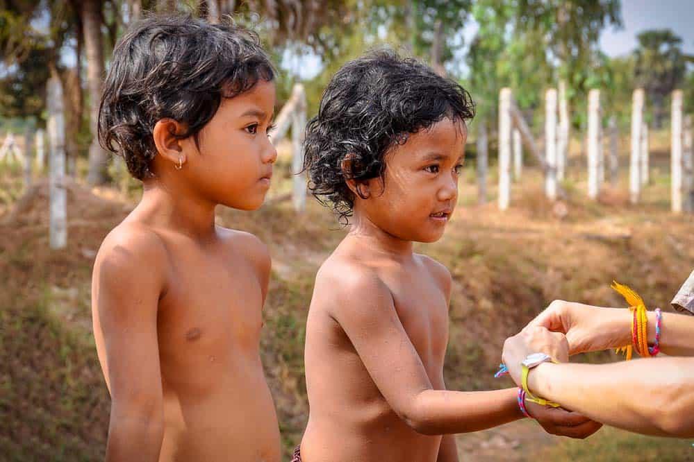 Traveling Bracelet (Pulserita Viajera) in Siem Reap