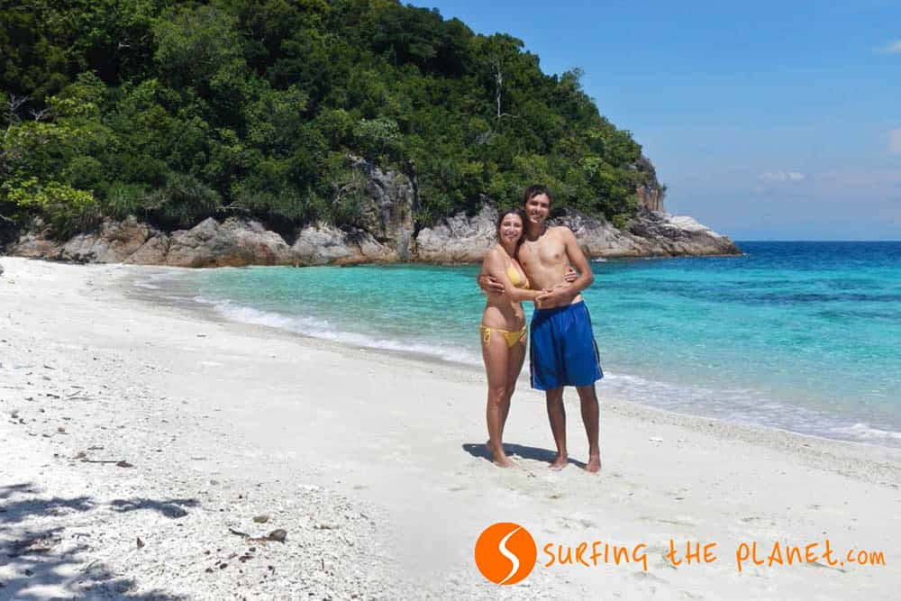 Best Beaches In Perhentian Island Blog On Travel And Traditions