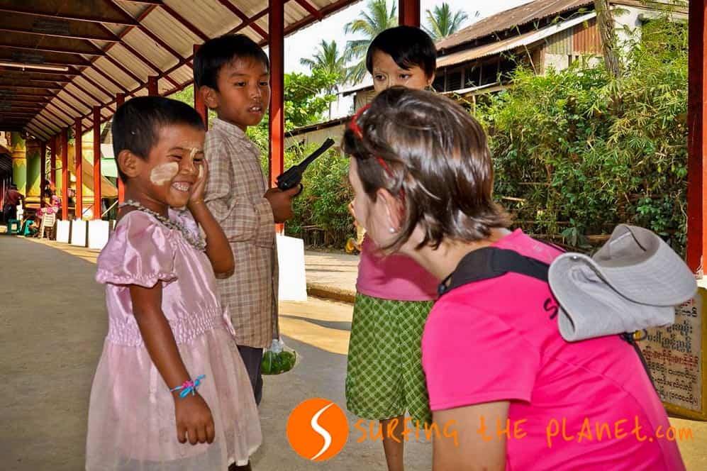 Pulserita Viajera in Bago