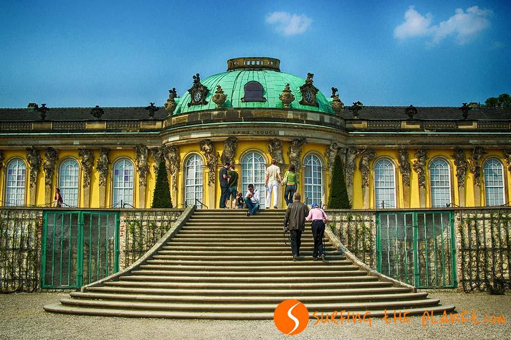Potsdam Sansoucci Palace