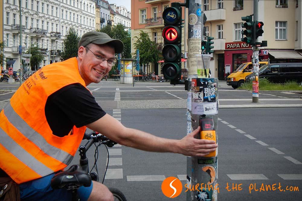 Berlin on Bike