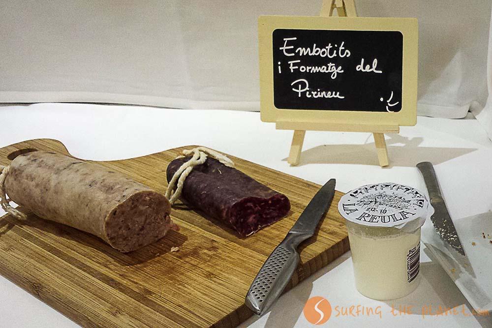 breakfast Hotel Andria La Seu D'Urgell