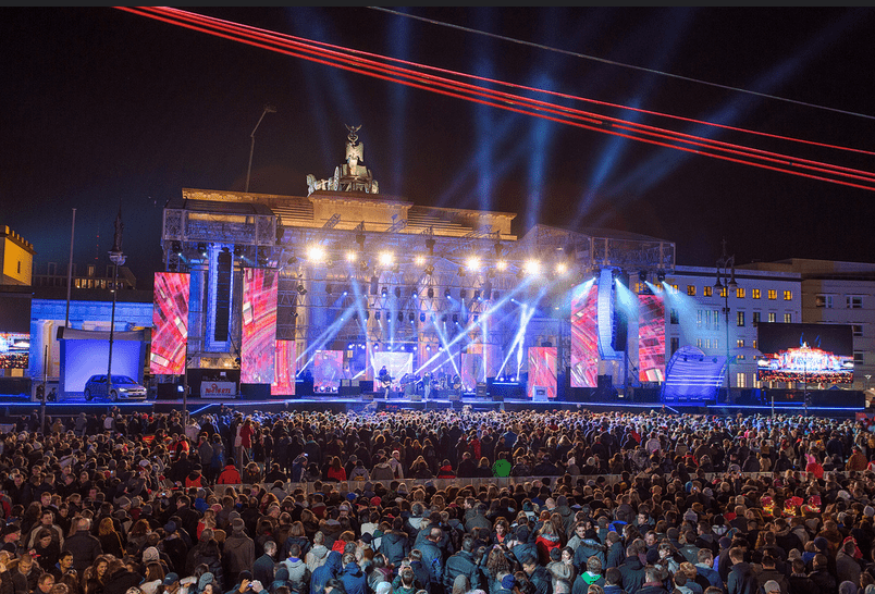 where to go for new year's eve - berlin