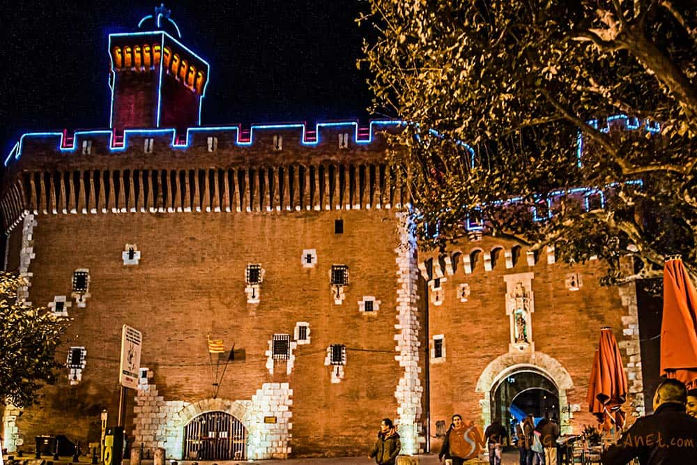 Perpignan Old Gate | Things to do in Perpignan