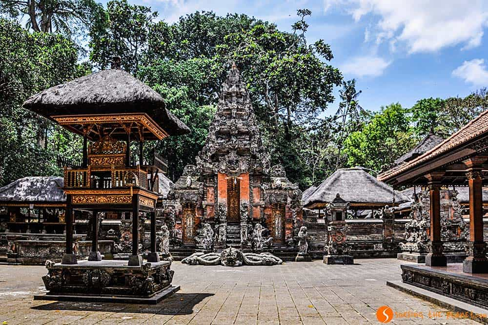 Temples in Bali - Sacred Monkey Forest Santuary