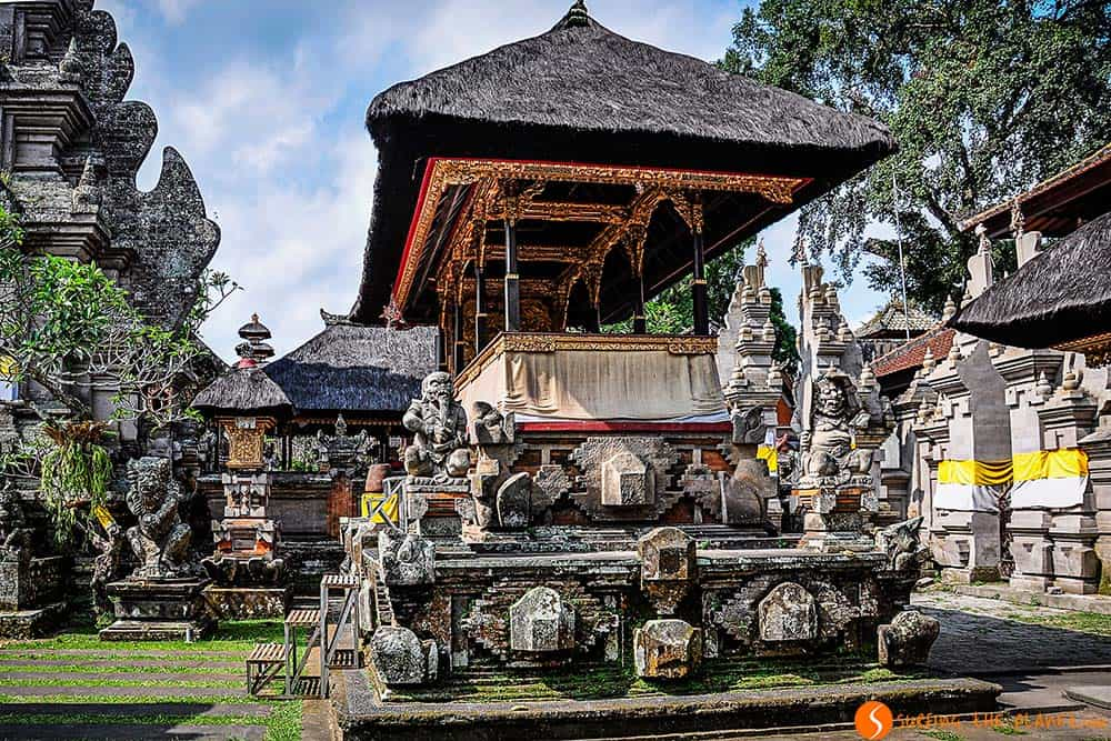 The Royal Palace of Ubud - Bali