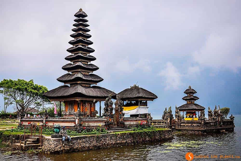 Temples in Bali - Pura Ulun Danu Bratan
