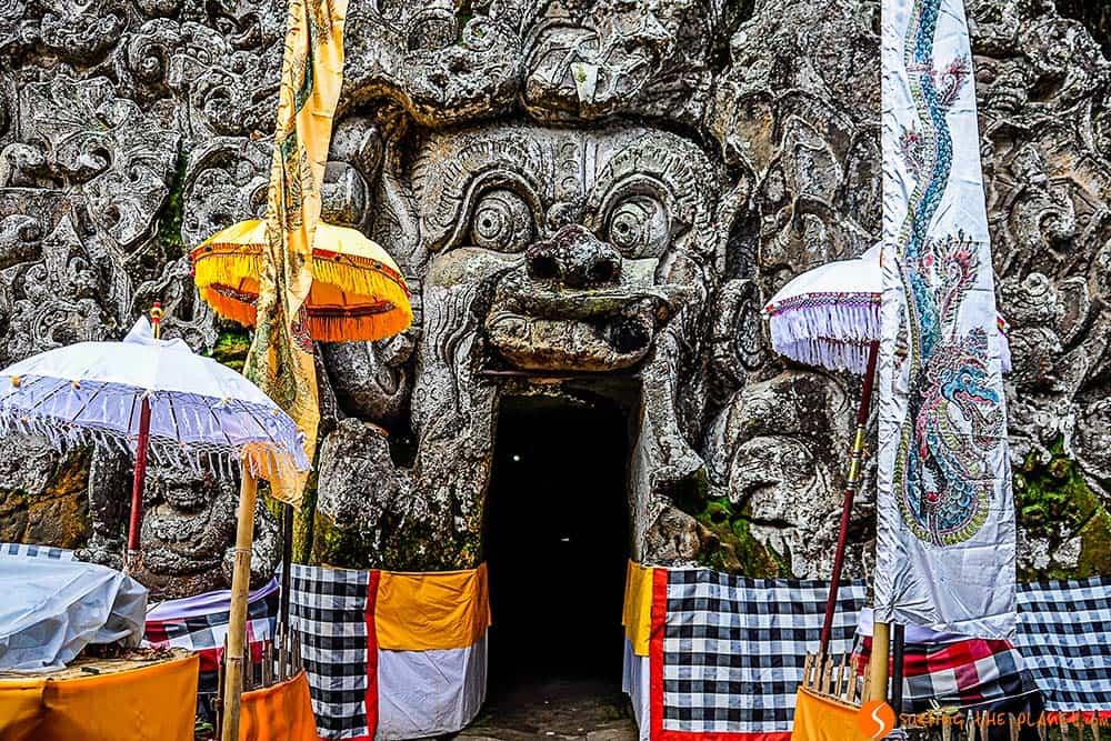 Temples in Bali - Goa Gajah