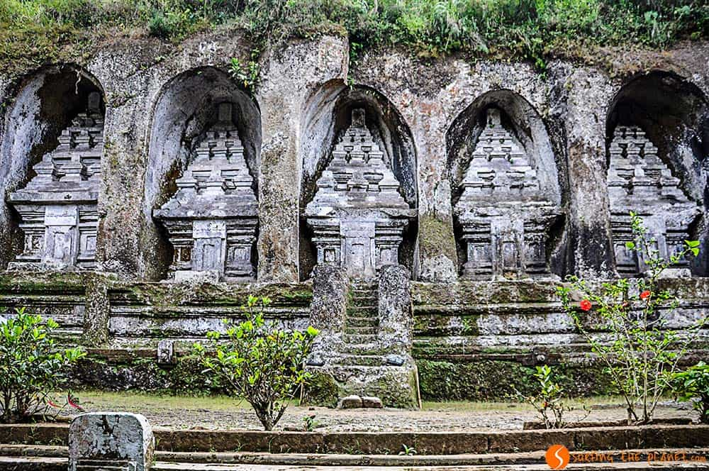 Temples in Bali - Pura Gunung Kawi