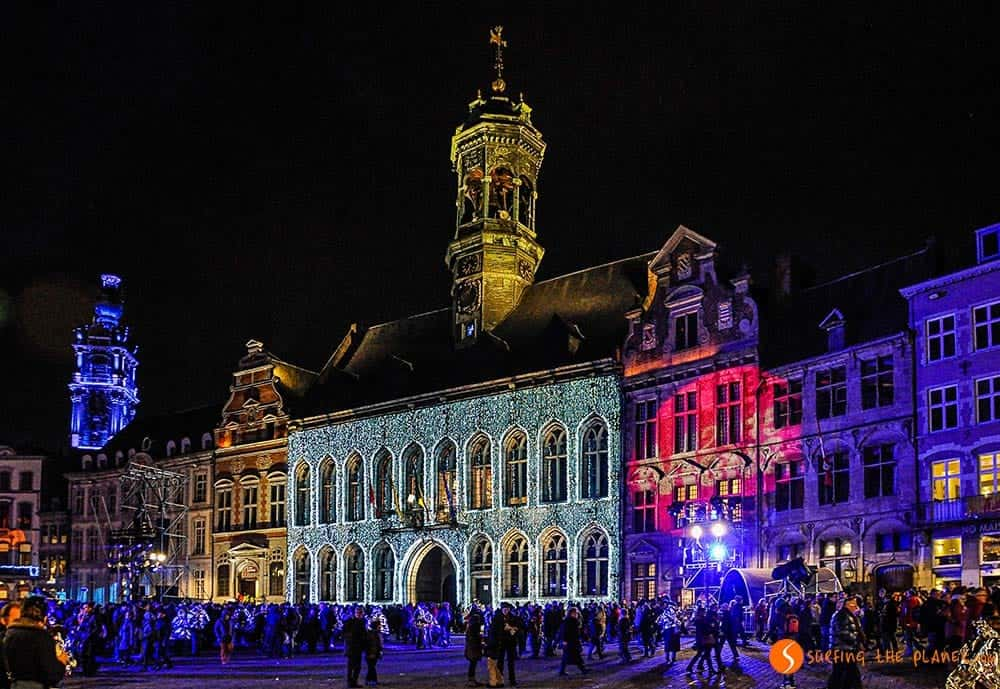 Grande Palace by night - Visit Mons