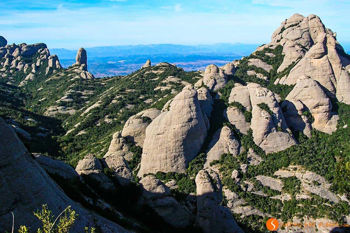 Catena montuosa Montserrat | Posti da vedere a Barcellona