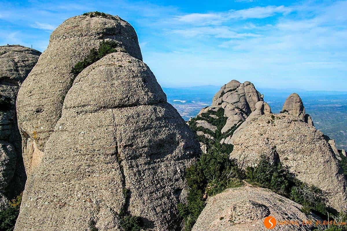 Roccie di Montserrat | cosa fare a Barcellona