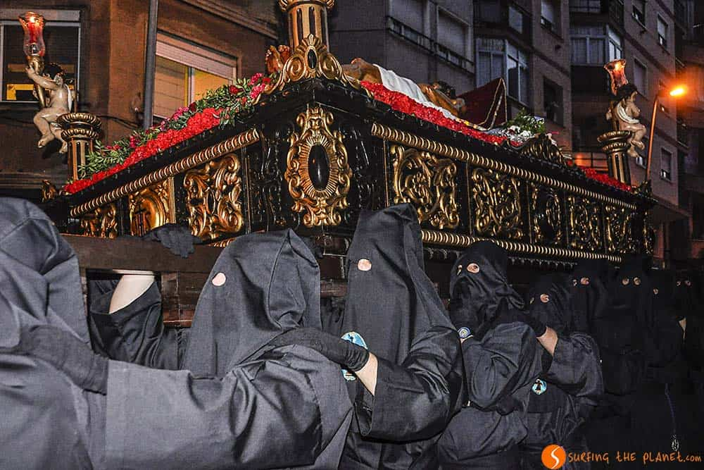 Procession Hospitalet de Llobregat - Holy week in Barcelona