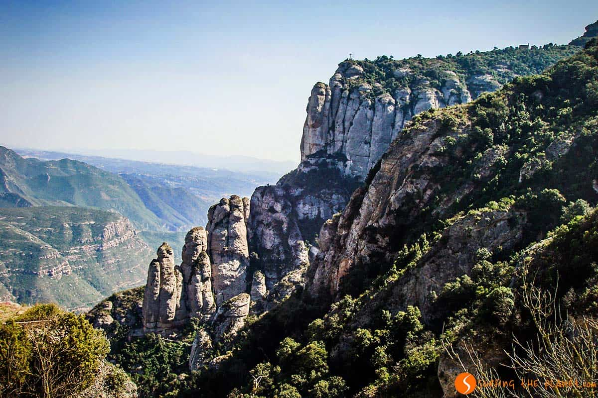 Rocce di Montserrat, uniche al mondo