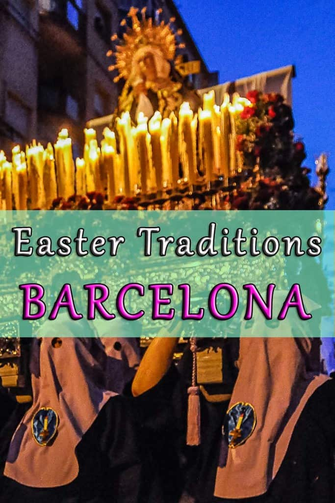 What to see at Easter in Barcelona - Traditions