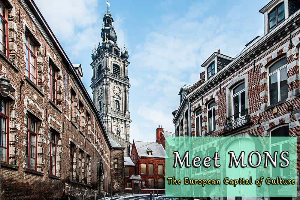 Things to see in Mons Belgium - European Capital of Culture 2015