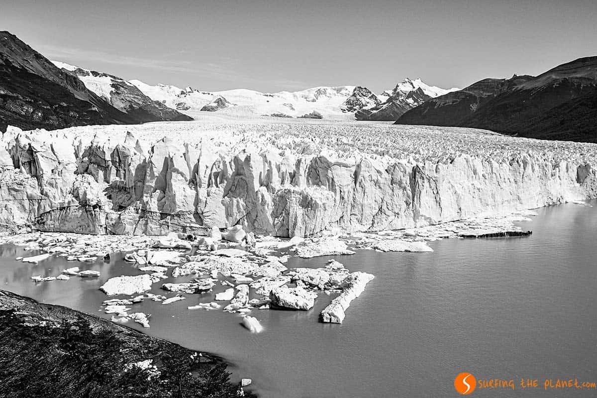 Top Places Patagonia - Perito Moreno Glacier