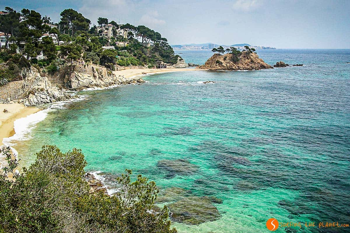 Top 20 Hidden Places Costa Brava - Palamos