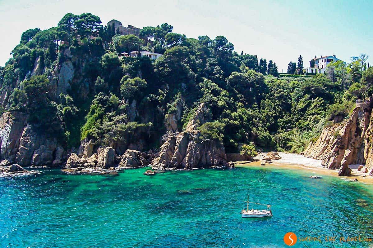 Top 20 Costa Brava Hidden Places - Cala Sa Forcanera