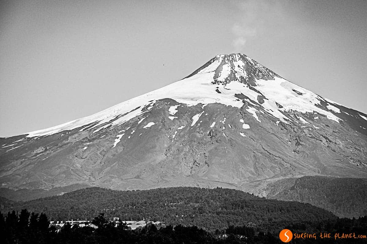 Top Patagonia Places - Villarrica Volcano
