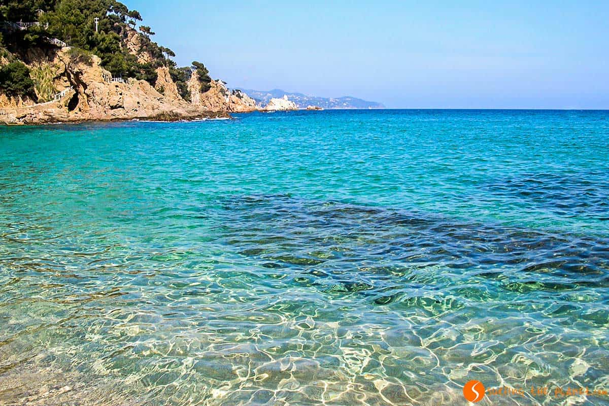 Top 20 Costa Brava hidden places - Cala Sant Francesc