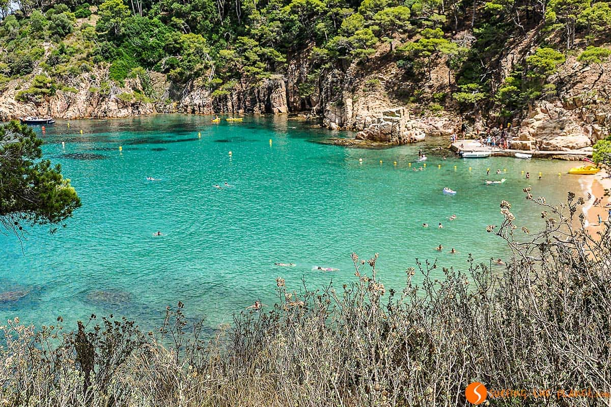 Costa Brava Hidden Places - Cala Aiguablava