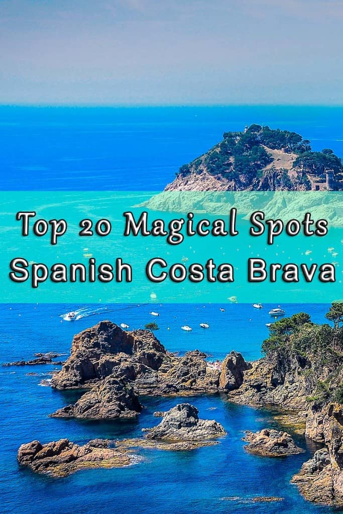 Top 20 Hidden Places in Costa Brava - The best beaches and viewpoints
