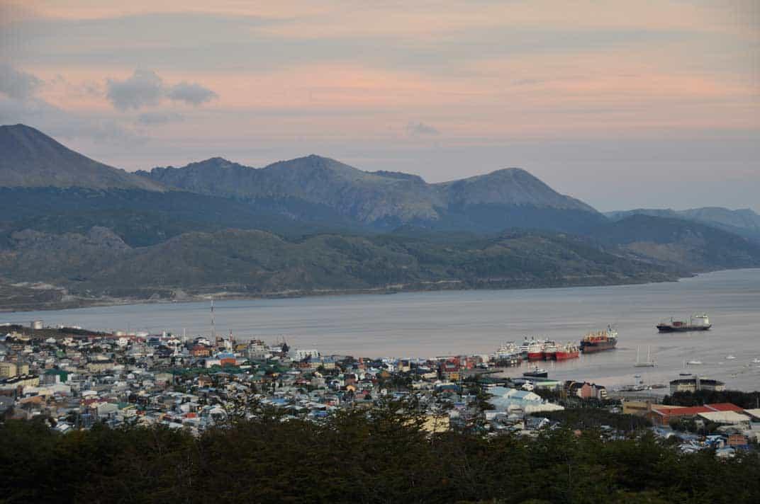 Qué ver y hacer en Ushuaia, Argentina | El puerto de Ushuaia