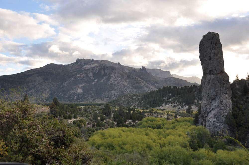 El Paso Cordoba, la ruta de los 7 lagos, Argentina