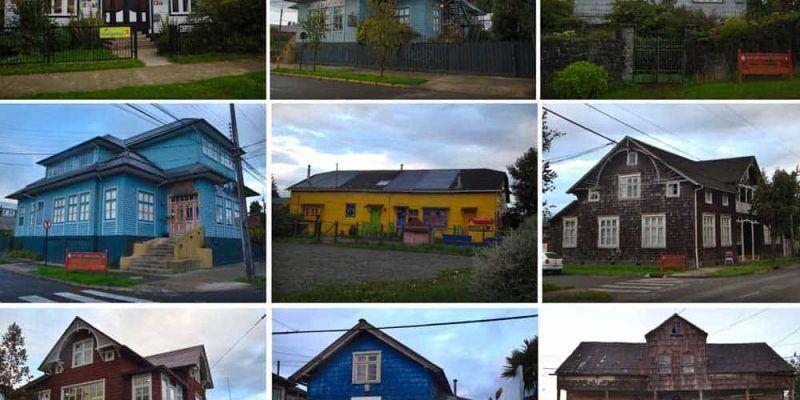 Casas, Puerto Varas, Chile