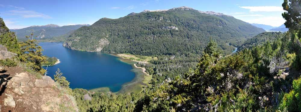 Panorama Lago Verde