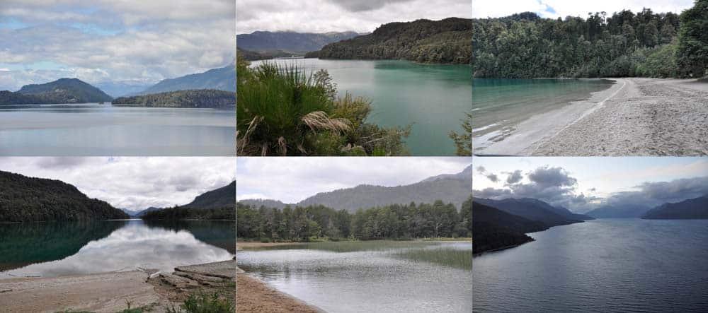 La ruta de los 7 lagos, Bariloche, Argentina