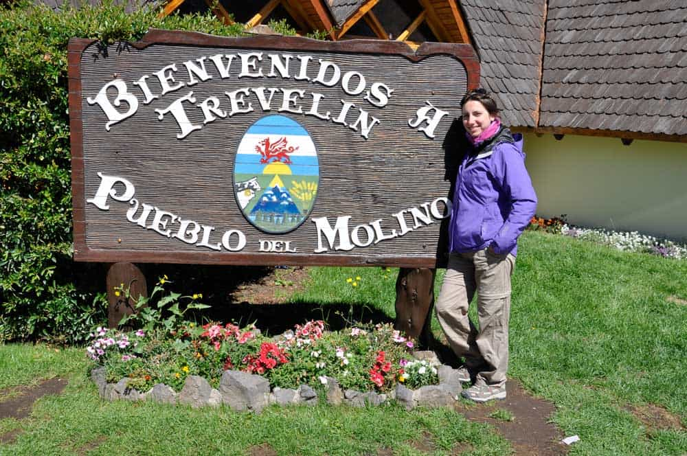 Trevelin, a welszi kolónia