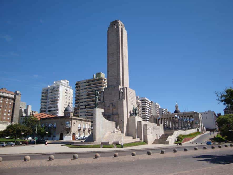 Monumento alla Bandiera | cosa vedere a Rosario Argentina