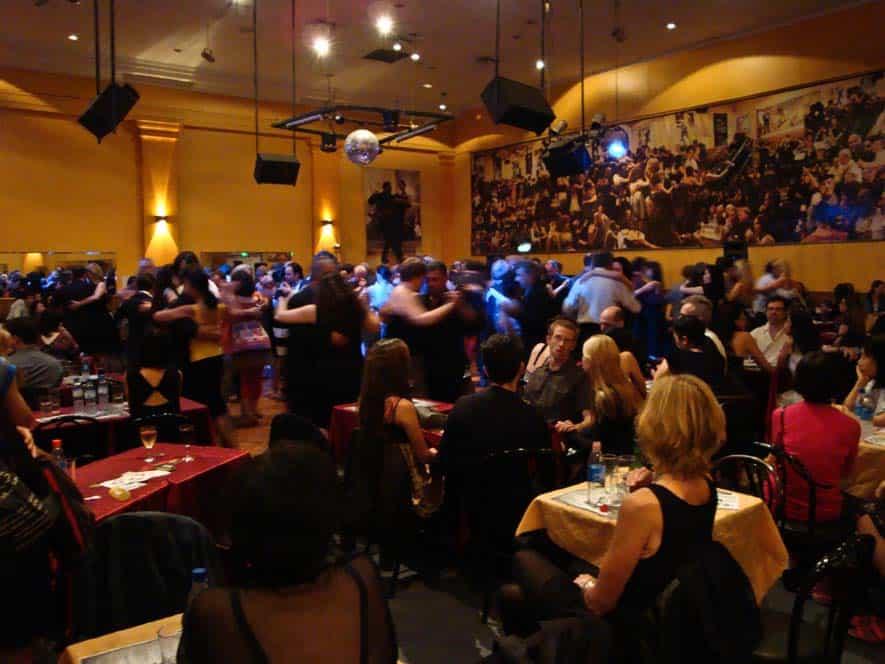 Milonga en Buenos Aires | Visitar Buenos Aires