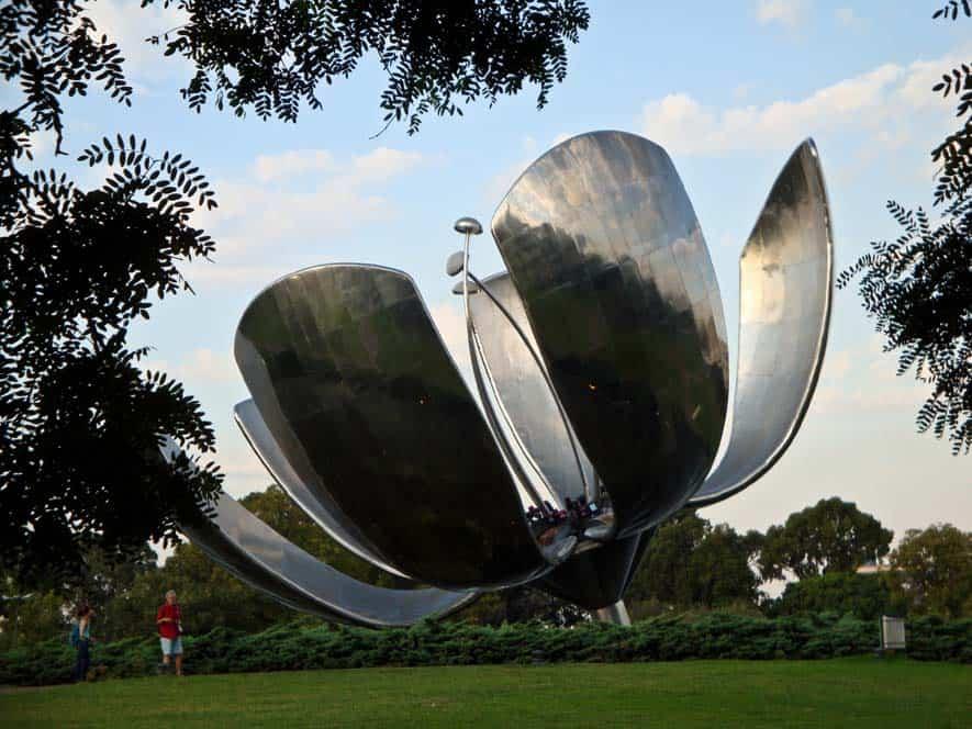 Parque de la Naciones Unidas, Buenos Aires, Argentina