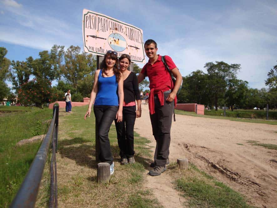 San Antonio de Areco, excursión desde Buenos Aires, Argentina
