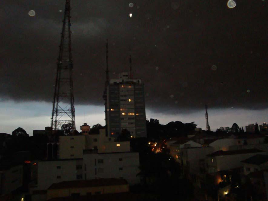 Vihar jön, Sao Paulo