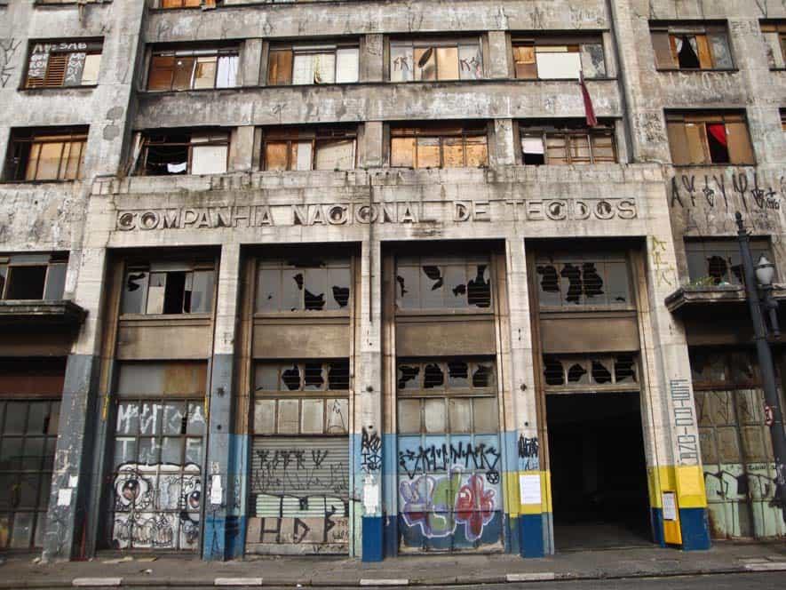 A Luz, Sao Paulo nyomasztó oldala
