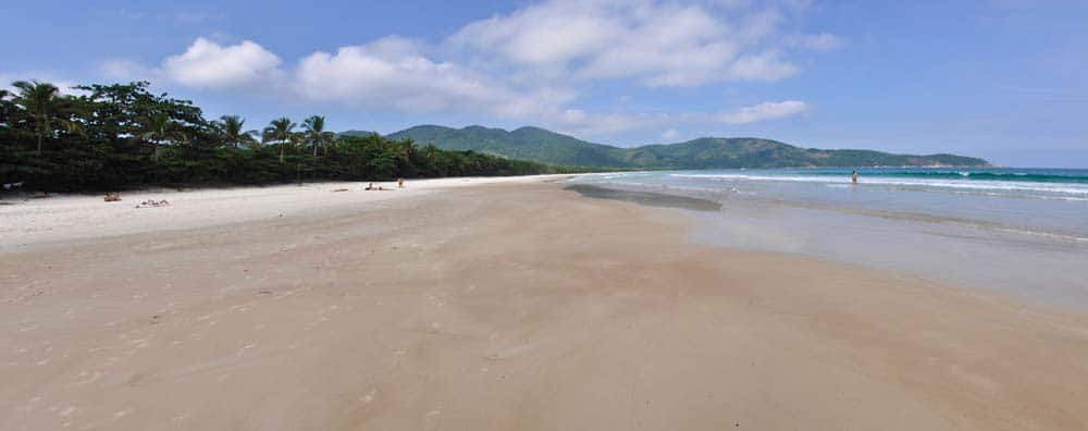 spiaggia lopes mendes
